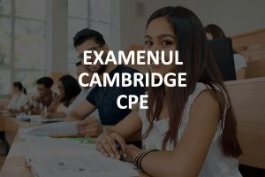 Examen Cambridge CPE