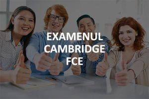 Examen Cambridge FCE