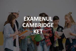 Examen Cambridge KET