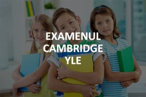 Examene Cambridge YLE